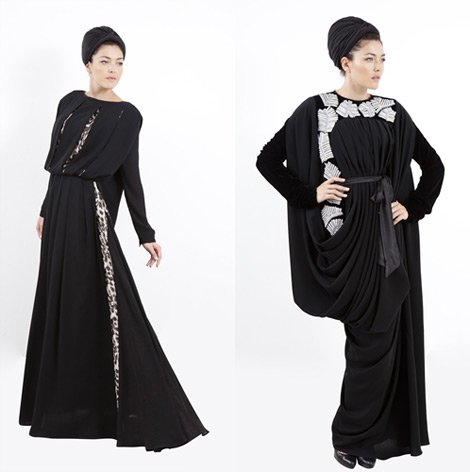 Das Collection Abaya Modelleri